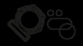 Accessori motore moto