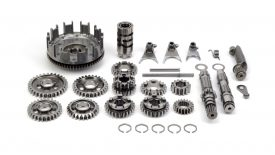 Superfinitura cambio Aprilia RS 125 Rotax