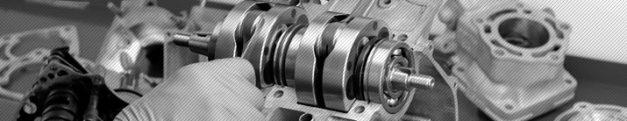 Elaborazione preparazione motore moto go-kart
