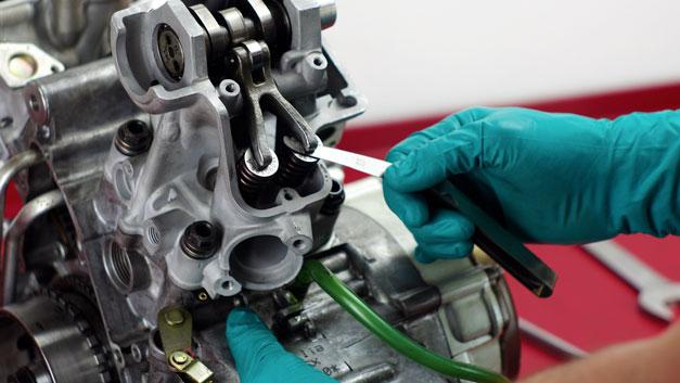 Riparazione ripristino ricondizionamento blocco motore
