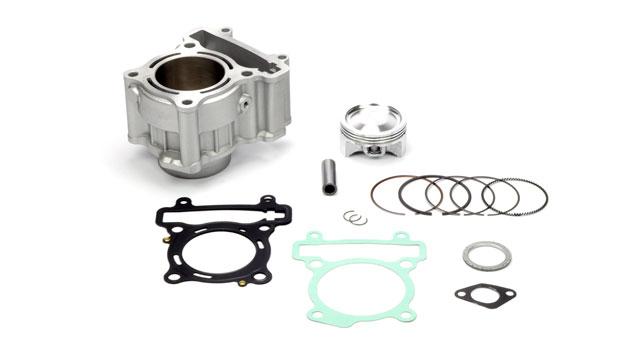 Kit maggiorazione cilindrata cilindro alesaggio maggiorato
