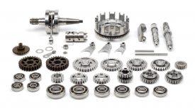 Superfinitura motore Aprilia RS 125 Rotax