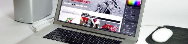 Sito internet HTM Racing