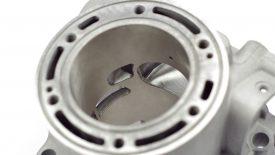 Preparazione cilindro KTM EXC 300