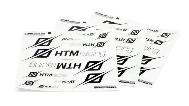 Fogli adesivi crystall HTM Racing