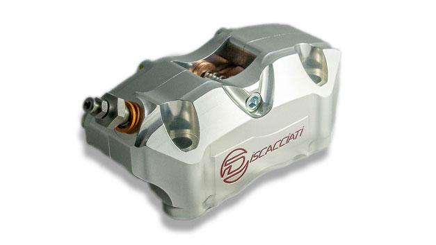 Pinza freno radiale 4 pistoncini Discacciati