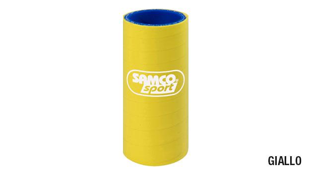 Tubazioni in silicone Samco Sport giallo