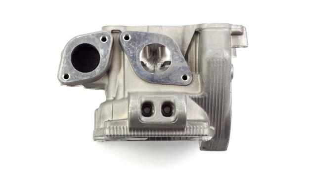 Testa preparata valvole maggiorate Beta RR Enduro Motard 125 LC
