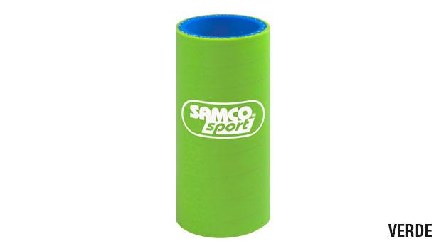 Tubazioni in silicone Samco Sport verde