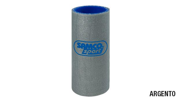 Tubazioni in silicone Samco Sport argento