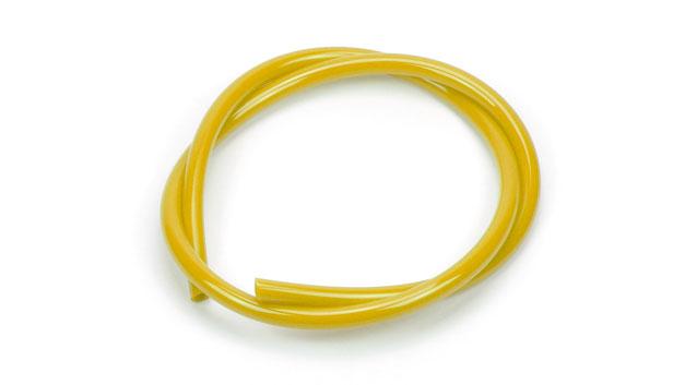 Tubo benzina giallo