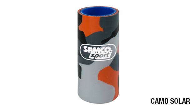 Tubazioni in silicone Samco Sport camo solar