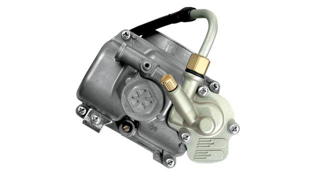 Coperchio pompa ripresa Quickshot 3 carburatore Keihin FCR