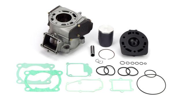 Kit maggiorazione cilindrata gruppo termico 265 Husqvarna WR CR 250 300 360