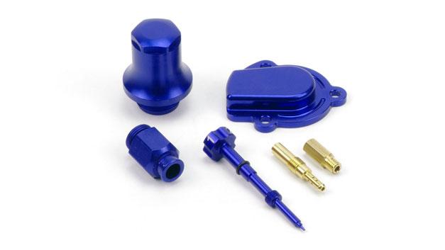 Kit accessori carburazione Keihin Husqvarna SMR TE TC 350 410 570 610 630