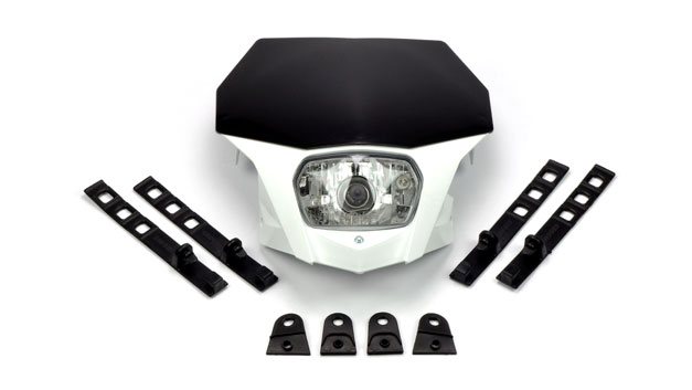 Plastiche mascherina portafaro Husqvarna SMR SM TE TC 250 310 450 510 530