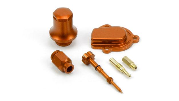 Kit accessori carburazione Keihin Husqvarna SM SMS TE TEE 610