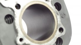 Cromatura cilindro Yamaha SR 500