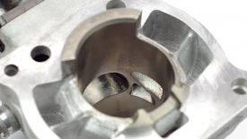 Lavorazione cilindro Modena Engines KK2