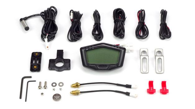 Tachimetro contagriri digitale Koso