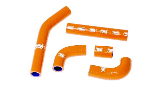 Kit tubazioni silicone KTM SX EXC XC-W 125 144 150