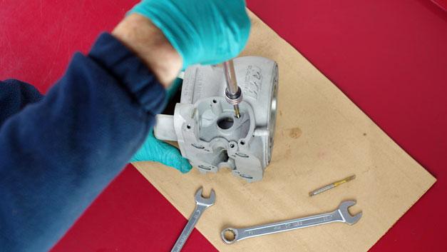 Rettifica riparazione cilindri grippati