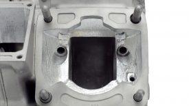 Lavorazione carter motore Aprilia RS 250