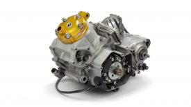Riparazione blocco motore Honda CR 125