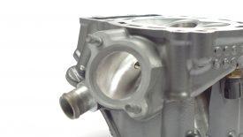 Lavorazione testata KTM SMC 690 R