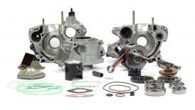 Preparazione blocco motore kart Rotax Max 125 144