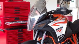 KTM 1290 Super Adventure R officina