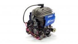 Elaborazione motore mini go-kart Parilla 60