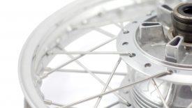 Lucidatura ruote Yamaha SR 500