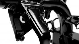 Verniciatura polvere telaio Suzuki RV 90
