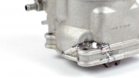 Saldatura laser cilindro Husqvarna SM 155