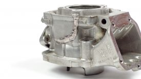 Saldatura laser cilindro Aprilia RS 125