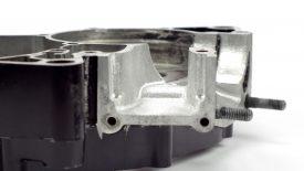 Preparazione carter Honda NSR 125