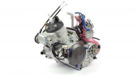 Preparazione blocco motore Husqvarna SMS 125