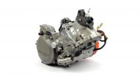 Elaborazione motore KTM EXC 125