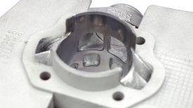 Elaborazione cilindro Fantic Caballero 125 epoca