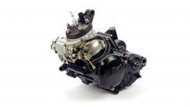 Preparazione blocco motore Husqvarna SM 125