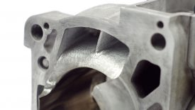 Elaborazione cilindro Husqvarna TC 125