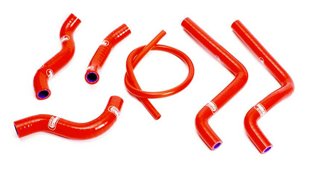 Kit tubazioni silicone Honda CR CRE 125