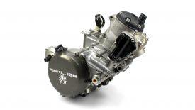 Elaborazione motore Husqvarna TC 125