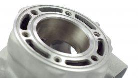 Tettifica cilindro Yamaha YZ 250 con creazione anello anti-detonazione