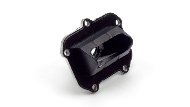 Collettore aspirazione carburatore maggiorato HM CRE CRM 125 Rotax