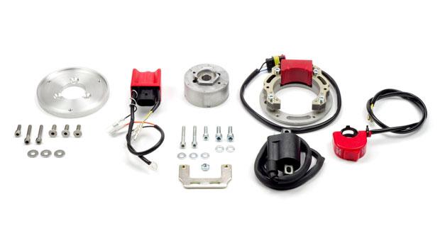 Kit accensione rotore interno HM CRE CRM 125 Rotax
