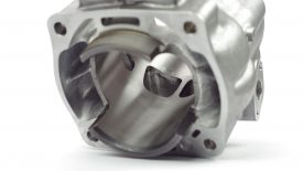 Elaborazione cilindro Honda CR 500