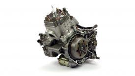 Riparazione blocco motore Gilera MXR 125