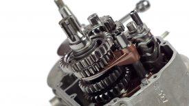 Elaborazione blocco motore go-kart TM KZ10C